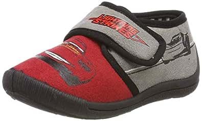 Cars Pantofole Bambino, Rosso Red, 24 EU