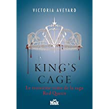 King's Cage : Red Queen - Tome 3 (French Edition)