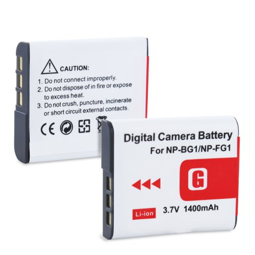 Fosmon NP-BG1 Replacement Battery Pack for Sony DSC - (Np Fg1 Sostituzione)