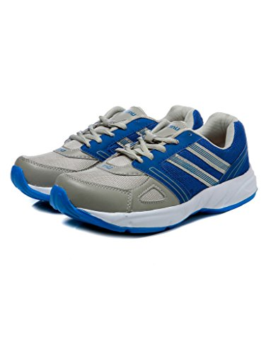 Unistar Walking Shoes; ST-12-GreyBlue