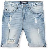 blue seven Knaben Jeans Bermuda Niños