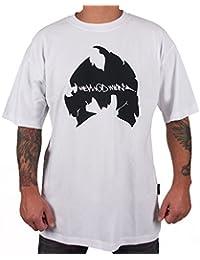 Wu Wear - Wu Tang Clan - Method Man Logo T-shirt white - Wu-Tang Clan Tamaño 3XL, Color asignado White