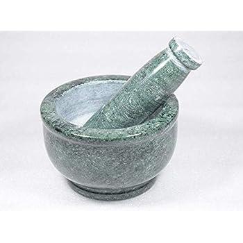 Buy Peculiar Stoneage India Black Granite Mortar And