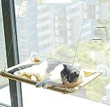 FLLH pet - Bett Katze hängematte solide adsorbierende Glas Katze trottel Matte 2pack