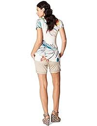 Noppies, Pantalones Cortos Premamá para Mujer