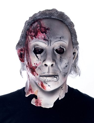 Michael Myers Rob Zombie Halloween 2 Costume Mask
