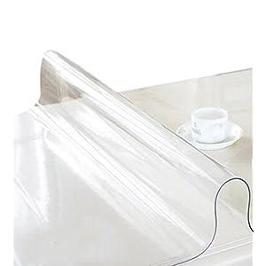 pvc tischdecke transparent 3mm deine. Black Bedroom Furniture Sets. Home Design Ideas