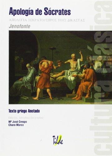 Apología de Sócrates (Cultura Clasica) - 9788495314437
