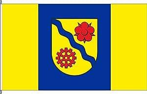 Hochformatflagge Datzetal - 80 x 200cm - Flagge und Fahne