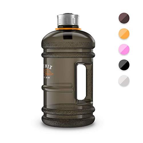 Phoenix Fitness Drinks, Bottiglia Unisex-Adulto, Fumo, 2 l
