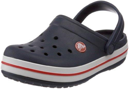 Crocs Crocband 10998 Unisex - Kinder Clogs & Pantoletten, Blau (Navy), 29/31 EU