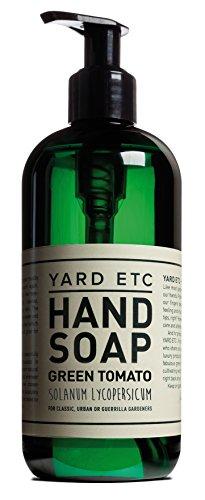 Yard etc Hand soap, Green tomato, 350 ml
