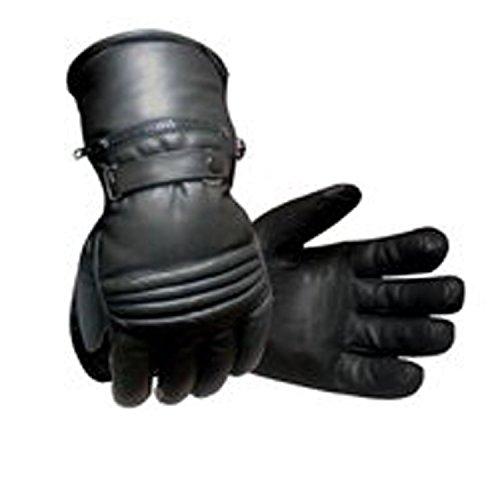 Neue Qualität Rindsleder professionellen Leder Motorrad-Handschuhe Motorcycle Gloves
