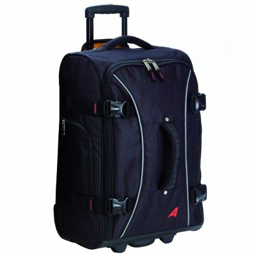 Gepäck Athalon 21 Zoll Hybrid Reisende Tasche schwarz