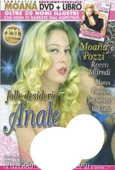 Folle Desiderio Anale - Mad Anal Desire [DVD + Book] (Nicholas Moore - FM Video)