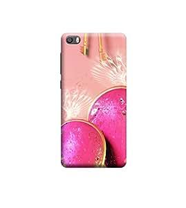 EPICCASE Premium Printed Back Case Cover With Full protection For Xiaomi Mi 5 (Designer Case)