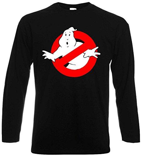 world-of-shirt Herren Longsleeve T-Shirt Ghostbusters Die (Kostüm Shirt Ghostbusters)