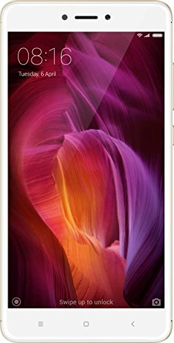(CERTIFIED REFURBISHED) Xiaomi Redmi Note 4 (Gold, 64GB)