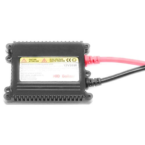 Generic 1 x 12V 35W DC HID Replacement Ballast Stabilizer Conversion Kit