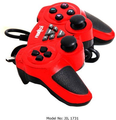 Frontech JIL-1731 3D Wired Gamepad (For PC)