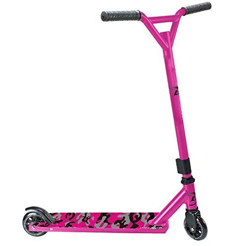 LandSurfer Stunt Scooter-Pink Camo