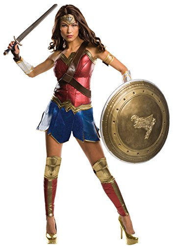 Women's Grand Heritage Dawn of Justice Wonder Woman Fancy Dress Costume ()