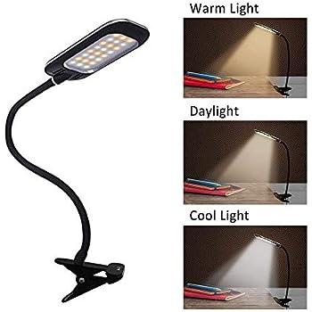 Lumière 7w lampe Lampe Livre Led portable Clip Lecture De TF3c1KlJ