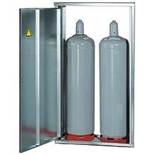 Brunner GOK - Estante para Botellas de Gas (para 2 Botellas de 11 kg)