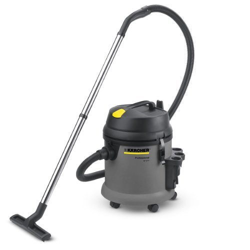 41uOLBDFAWL. SS500  - Karcher NT 27/1 Pro All Purpose Commercial Wet & Dry Vacuum Cleaner - 27L, 1380w, 240v