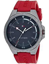Tommy Hilfiger Analog Grey Dial Men's Watch - TH1791527