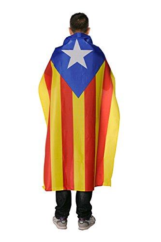 Katalanische Flagge Estelada 150x 90. Katalanische Flagge Independentista 150x 90