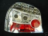 LED Rückleuchten A3 8L (1996-2003) Klar Chrom