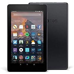 Fire 7-Tablet, 8 GB, Schwarz, mit Spezialangeboten