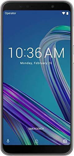 (Renewed) Asus Zenfone Max Pro M1 ZB601KL-4H006IN (Grey, 6GB RAM, 64GB Storage)