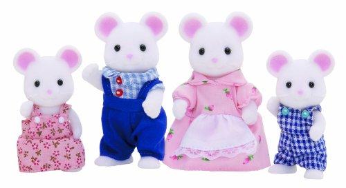 SYLVANIAN FAMILIES- Mini Bambole, Multicolore, 4121