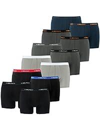 HEAD Herren Boxershorts 841001001 12er Pack