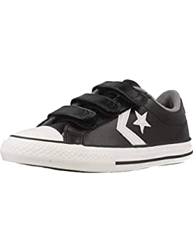 Converse Star Player 3v, Zapatillas de Deporte Unisex niños