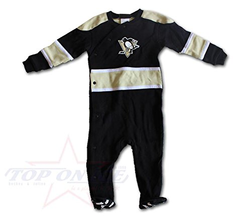 NHL Baby Strampler Größe 18 Monate, Farbe Pittsburgh