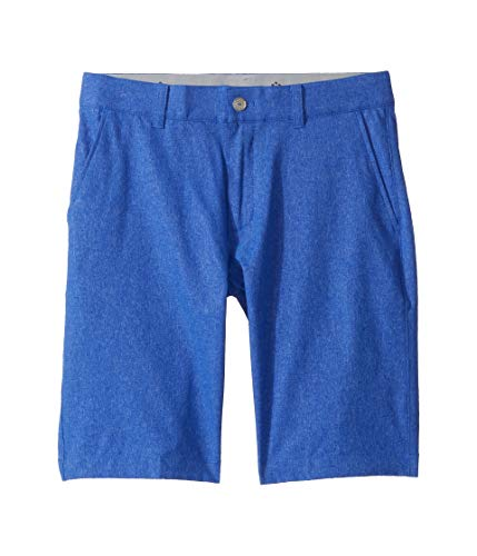 Puma Jungen 2019 Heather Pounce Short Dazzling Blue, Small - Puma Junior Cell