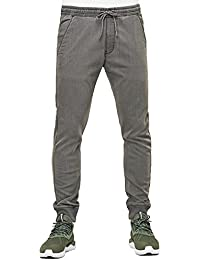 Reell Reflex Rib Hose S (Long) grey denim
