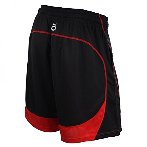 Tenacity-Jaco-Twisted-Mock-Mesh-Shorts-Black-and-Red-Fight-MMA-UFC-NoGi-Crossfit-Sold-by-MinotaurFightStore