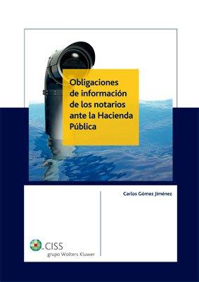 Obligaciones de información de los notarios ante la Hacienda Pública