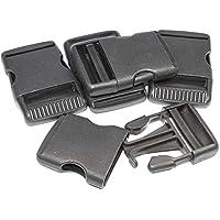 Steckschnallen-Klickverschluss 5 Stück, 40mm