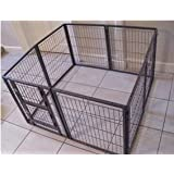 EXTENDED Margothedog Puppy Play Pen 120cm x 120cm