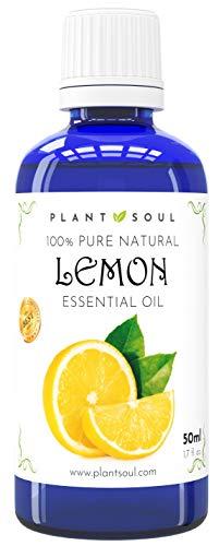 Olio Essenziale Di Limone 50ml 100% Puro Naturale   1000 Gocce  ...