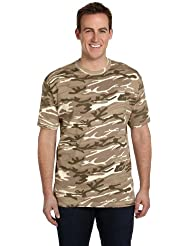 Anvil Herren T-Shirt Camouflage