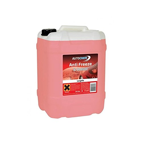 Antifreeze 20 liters Concentrate Red Summer refrigerant Tetrosyl 20L Longlife Oat ARD020