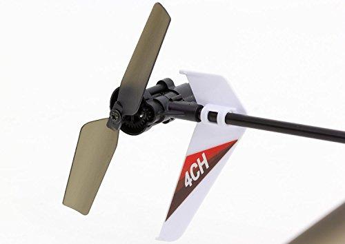 XciteRC 13010000 - Flybar 290E Easy Single Blade - 4 Kanal RTF Hubschrauber - 4