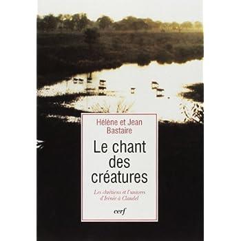 Le chant des créatures