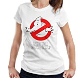 Ghostbusters Logo Who You Gonna Call Women's T-Shirt